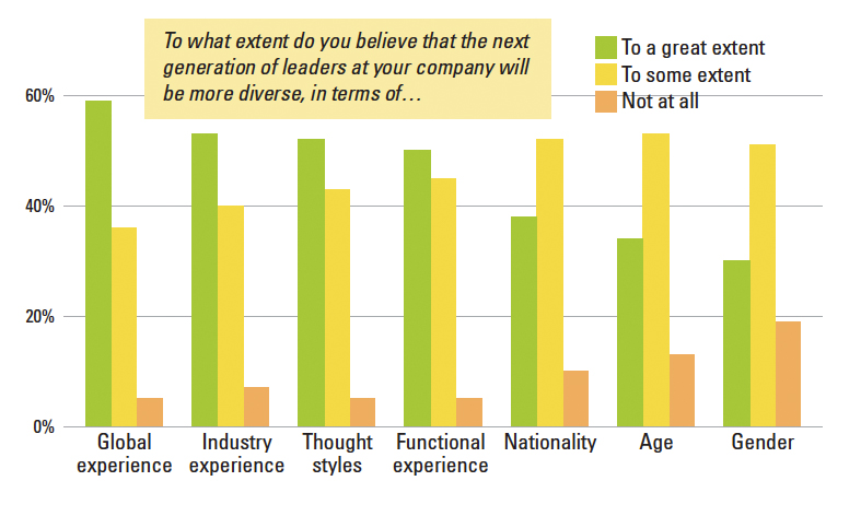 Critical Areas of Diversity for Next-Generation Global Executives