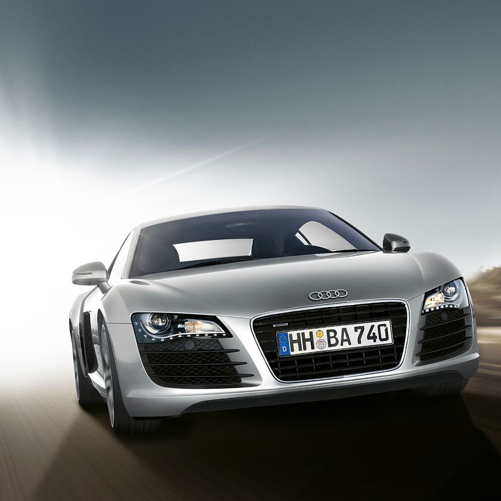 Audi Puts Its Future Into High (Tech) Gear