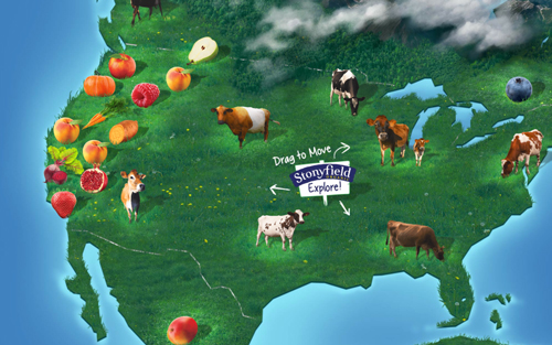 Stonyfield Source Map