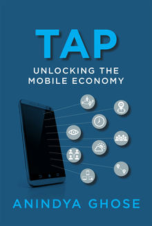 Tap Book Cover Jacket