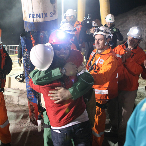 How to Lead During a Crisis:  Lessons From the Rescue of the Chilean Miners