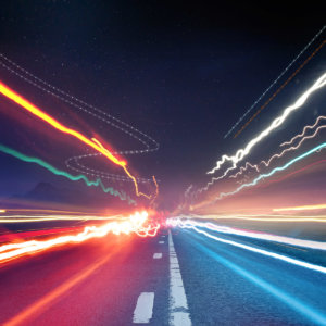 Time-to-Insight Driving Big Data Business Investment Light Trails Long Exposure