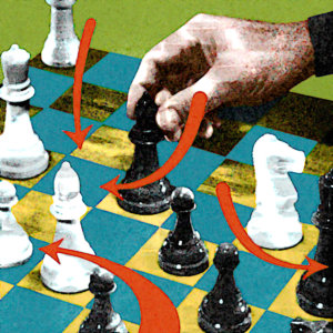 Phadnis Strategy Planning Chess