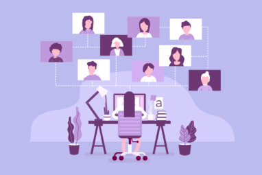 New Leadership Challenges for the Virtual World of Work