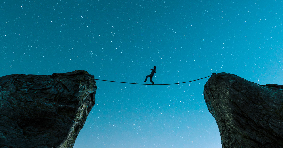 The Two Roles Leaders Must Play in a Crisis