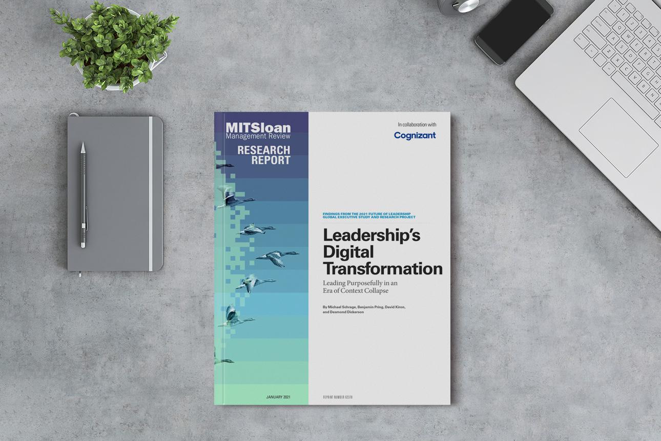 Leaderships Digital Transformation