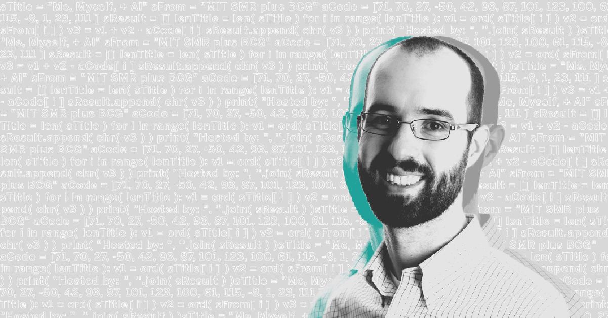 AI and the COVID-19 Vaccine: Moderna's Dave Johnson